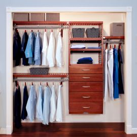 white stewart b martha wood kits living w closet n kit organization ultimate compressed systems classic storage